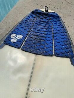 New flyer shortboard surfboard. 58