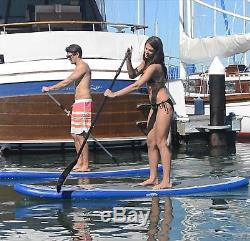 Newport Vessels Inflatable Stand Up Paddle Board SUP 9ft 2in