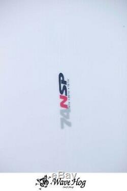 Nsp 7'4 Thruster Used Surfboard