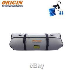 Origin Surf Boat Ballast bag Fat Sac 350lbs+pump