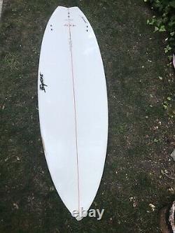 Phil Byrne Surfboard John Carper Shaper Tuflite 6
