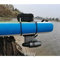 PortableBattery Electric Motor Power Fin SUP BOARD Propeller Inflatable Paddle