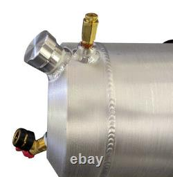 Pressurized Solar Shower Tube 8 Gal Camping Shower, Roof Top Tent, Roof Rack