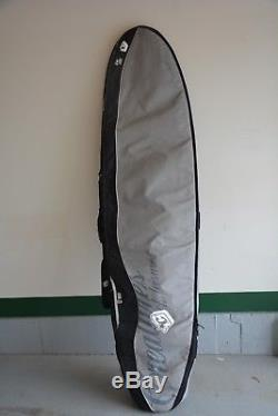 Quiet Flight Funboard Surfboard (7'4 x 21 1/2 x 2 5/8) with Board Bag