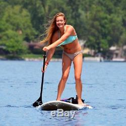 RAVE Sports 11 ft. 6 in. Lake Cruiser Stand Up Paddle Board Teal