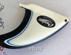 Rainbow Twin Fin's Vintage Mid 70's Era. Surfboard Fins