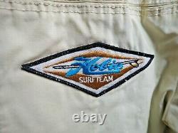 Rare Vintage 1965 Hobie Surfboard Team Jacket