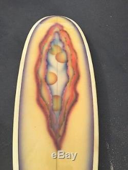 Rare Vintage Surfboards Hawaii surfboard Haleiwa Hawaii, Encinitas California
