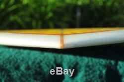 Robert August Limited Edition Paul Frank -julius Store Display Surfboard 6'6