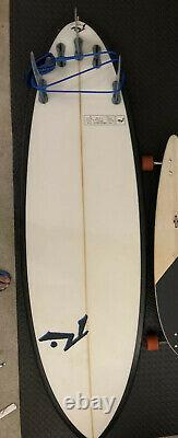 Rusty Smoothie 66 Surfboard Great Condition! With New Fins, Pads, Leash And a bag