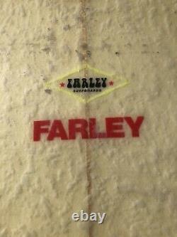 SURFBOARD Farley Australia 8ft