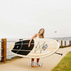 Scott Burke 10'6 Fiberglass Stand-Up Paddle Board