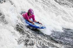 Sea Eagle Wave Slider X/L Body Board for Surf-White Water fun Lasts a long time