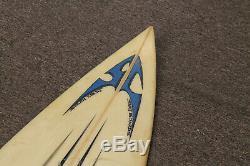 South Coast 6'8'' Shortboard Surfboard Pre-owned LOCAL PICKUP NJ