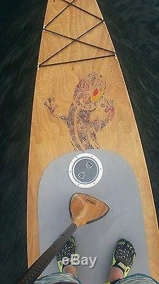 Stand up paddle board 12' 6 Kaholo Custom Build