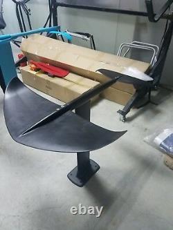 Surf/SUP Foils for SALE by DRY-TECH. 100% Full Carbon Fiber material, 6.6kg