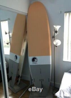 Surfboard 8.0 ft Longboard SLIGHTLY USED-never been in water