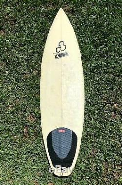 Surfboard Al Merrick 6'0 Thruster 80's throwback Mongrel model