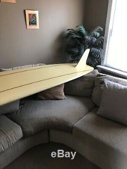 Surfboard Hansen 50/50 Size 9-10, good condition