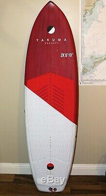 Takuma Zk Carbon Foil Surfboard 5'10