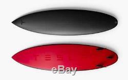 Tesla Carbon Fiber Surfboard limited ONLY 200 Made supreme off white kaws