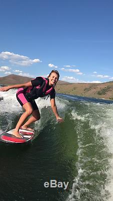 The Bühl 2.0 Floating Surf Gate Wake Shaper Wake Surfing