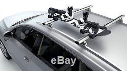 Universal Double Folding Kayak Rack Canoe Boat Surf Ski Roof Top Mount Car Truck