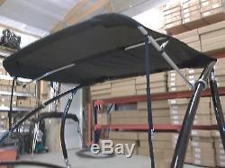 Used Wakeboard Tower Mounted Front Folding Bimini Surf Wake Board Top Sun Shade