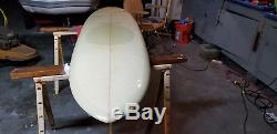 Used vintage surfboards