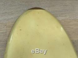 VINTAGE DEXTRA 48 BELLYBOARD BELLY BOARD SURFBOARD 1960s SURFING ALL ORIGINAL