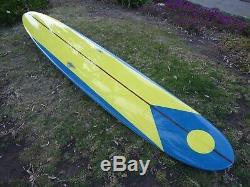 Vintage 10'3 Hobie longboard surfboard restored pickup Encinitas San Diego Ca