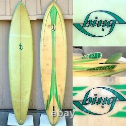 Vintage 1970s Bing Bonzer Surfboard Mike Eaton Campbell Brothers Vehicles Gun