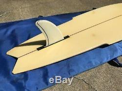 Vintage 1974 Ben Aipa Stinger Original 1970's Surfboard 74