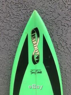 Vintage 1980s Infinity Surfboard Kids/Groms. 53