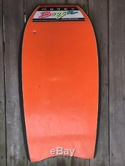 Vintage 1992 Jay Reale Mach 7-SS Morey Boogie Board