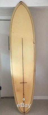 Vintage 7'8 Hansen Surfboard