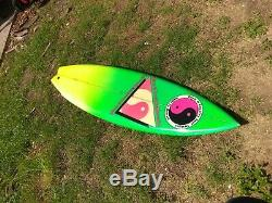 Vintage Aipa Surfboard