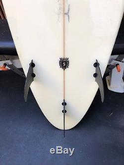 Vintage Big Wave Surfboard