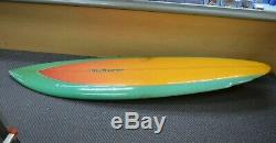 Vintage Challanger 6'5 x 20.25 x 2.25 Single Fin Surfboard NJ Pick Up Only