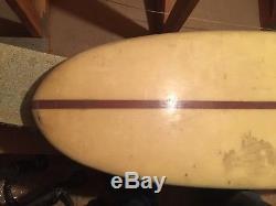 Vintage Con surfboard 1960s 9'3 longboard classic