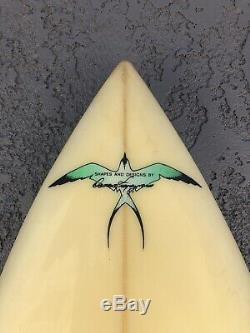 Vintage Donald Takayama surfboards 1980s