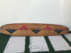 Vintage Greg Noll Surfboard