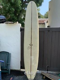Vintage Longboard Surfboard THE GREEK