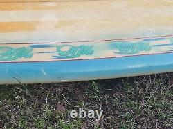 Vintage MTB Takayama surfboard