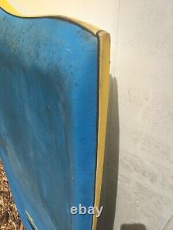 Vintage Manta Pro X2 44 Bodyboard Body Board Boogie Collectors Item Rare