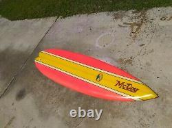 Vintage McCoy Surfboard