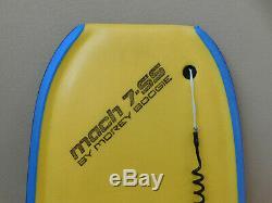 Vintage Morey Boogie Board Bodyboard MACH 7 SS