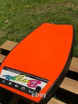 Vintage Morey Mach 7-7 Boogie Body Board Bodyboard Mint condition 1991