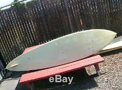 Vintage OP surfboard ocean pacific 1978 bill stewart air brush nice surfer gun