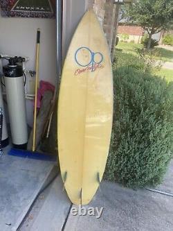 Vintage OP surfboard ocean pacific Very Cool